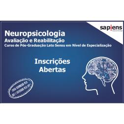 Taxa de Inscrição: Especialização em Neuropsicologia: Avaliação e Reabilitação