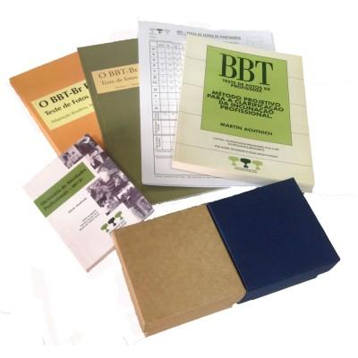 BBT - Teste de Fotos de Profissões - Kit