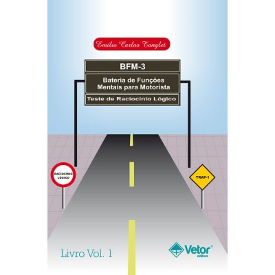 BFM 3 - Teste de Raciocínio Lógico - TRAP 1 - Kit