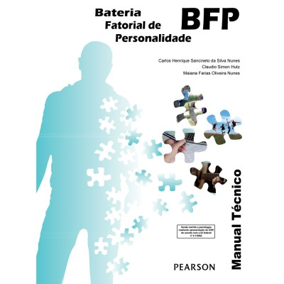 BFP - Bateria Fatorial de Personalidade - Kit