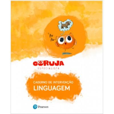 Caderno de Intervenção Linguagem - Coruja Especilista