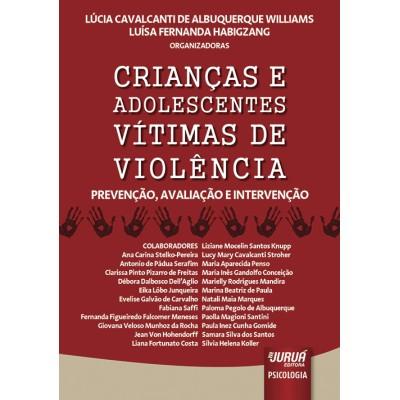 Criancas e adolescentes vitimas de violencia