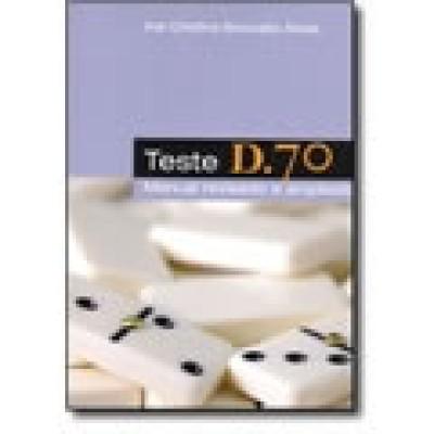 D70 - Teste de Inteligência Não Verbal - Kit