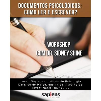 Documentos Psicológicos: Como Ler e Escrever?