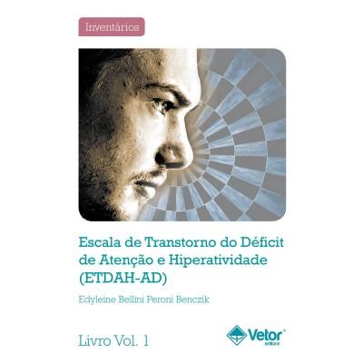 ETDAH - Escala de Transtorno do Déficit de Atenção/Hiperatividade - Kit