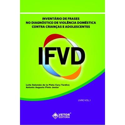 IFVD - Inventário de Frases no Diagnóstico de Violência Doméstica Contra Criança e Adolescentes - Kit