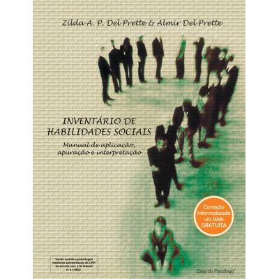 IHS - Inventario de Habilidades Sociais - Kit