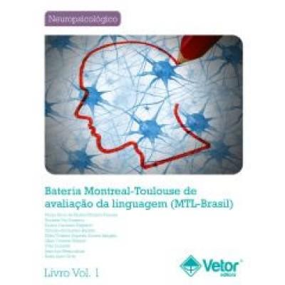 MTL -Bateria Montreal Toulouse de Avaliação da Linguagem - Kit