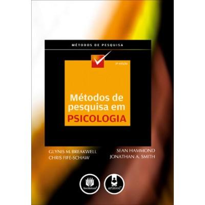 Metodos de pesquisa em psicologia