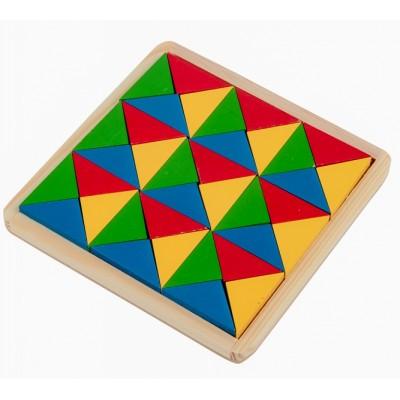 Mosaico triangulo