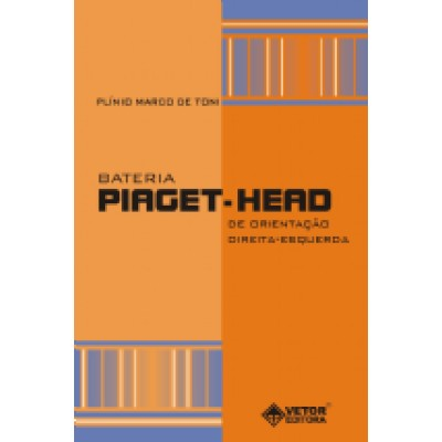 Piaget-Head - Bateria de Orientação Esquerda - Direita - Kit