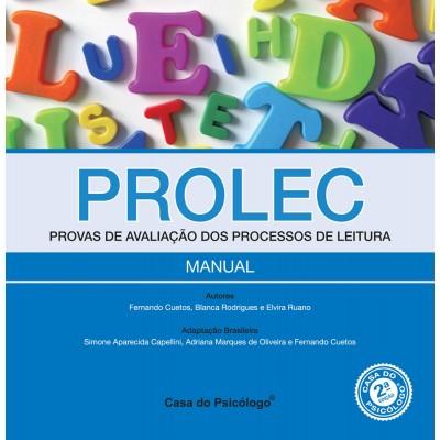 PROLEC - Provas de Avaliação dos Processos de Leitura - Kit