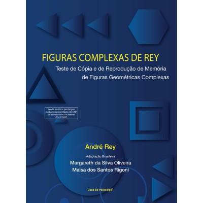 Figuras Complexas de Rey - Kit