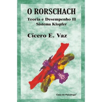 Rorschach - Protocolo Teoria e Desempenho II