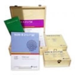 SON-R 2  1/2 - 7 a Teste Não Verbal para Avaliação da Inteligência Geral - Kit
