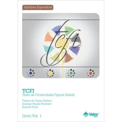TCFI - Teste de Criatividade Figural Infanti - Kit