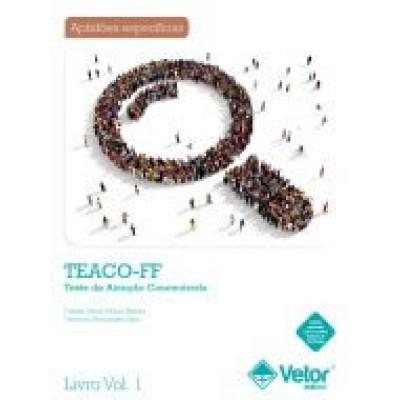 TEACO FF V - Teste de atencao concentrada - Kit