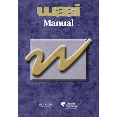 WASI - Escala Wechsler Abreviada de Inteligencia - Kit