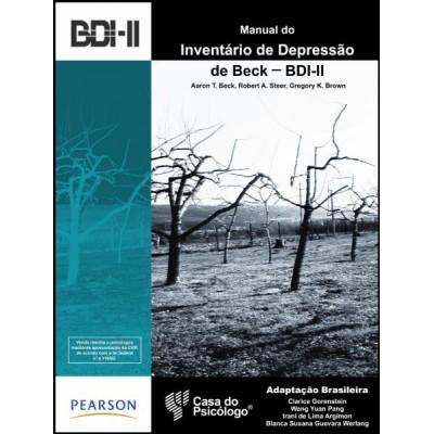 BDI-II - Inventário de Depressao de Beck - Kit