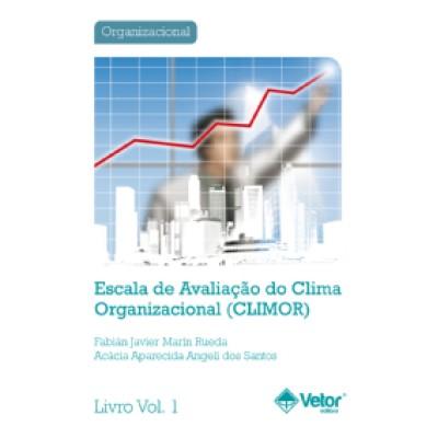 CLIMOR - Escala de Avaliação do Clima Organizacional - Kit
