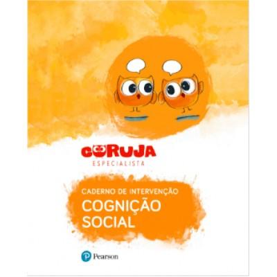 Caderno de Intervenção Cognição Social - Coruja Especialista