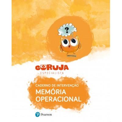 Caderno de Intervenção Memoria Operacional - Coruja Especialista