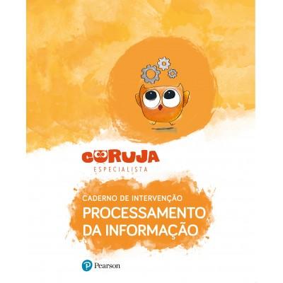 Caderno de Intervenção Processamento da Informação - Coruja Especialista