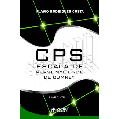 CPS - Escalas de Personalidade de Comrey - Kit