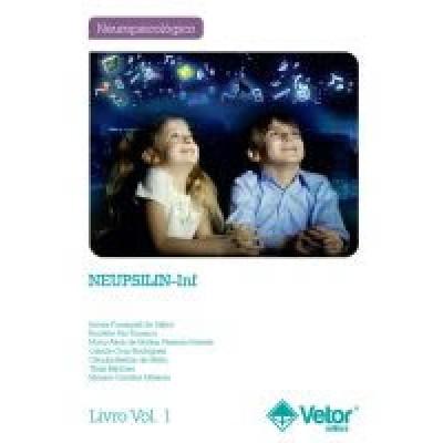 NEUPSILIN INFANTIL - Instrumento de Avaliação Neuropsicológica Breve Infantil - KIT