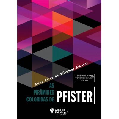 Pfister - Piramides Coloridas de Pfister - Kit